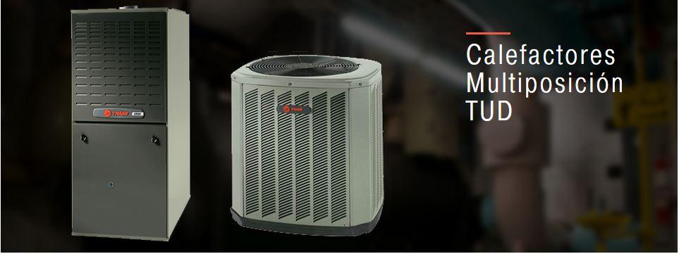 calefaccion central tud